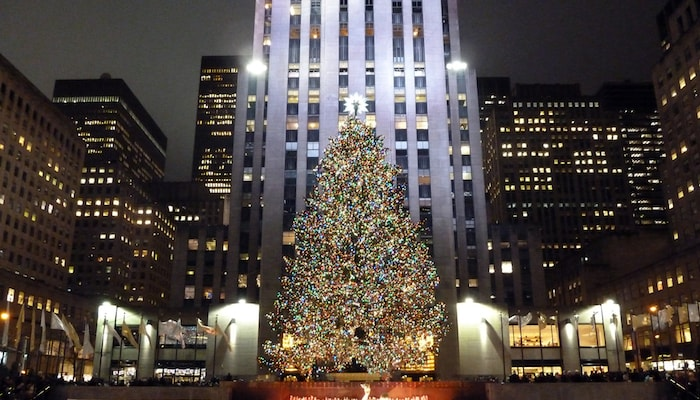 rockefeller center tree - photo #17