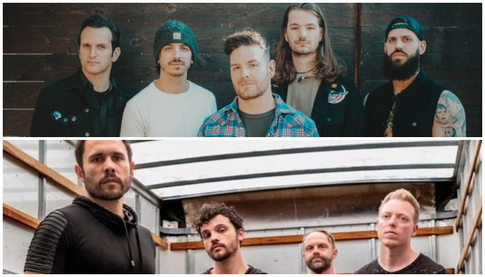 Apparently Senses Fail and Trapt are disagreeing on which band is better