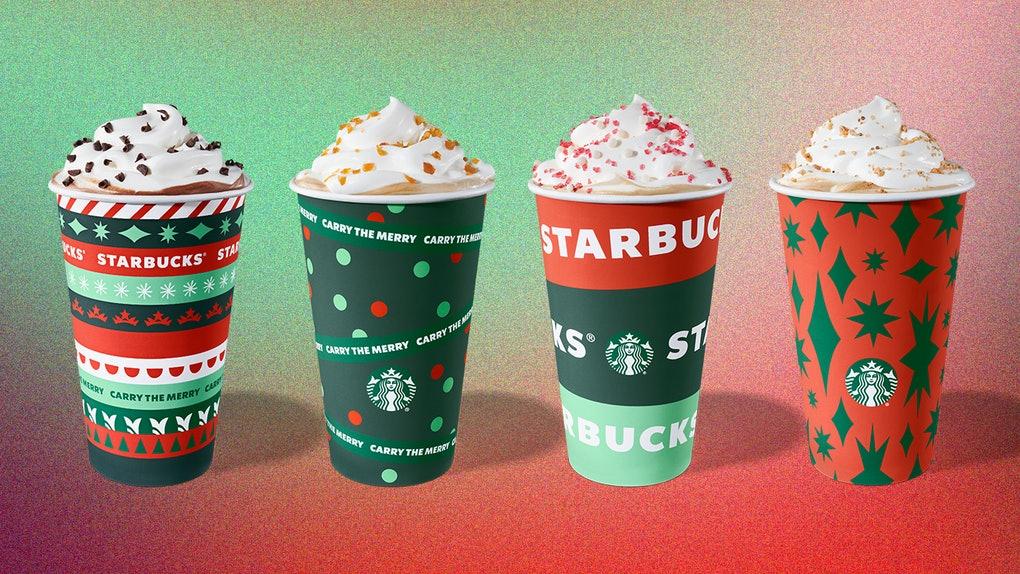 Starbucks Holiday Cups-min
