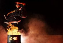 acdc dc shoes collab