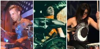 best rock drummers quiz