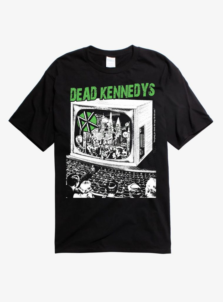Dead Kennedys Hot Topic