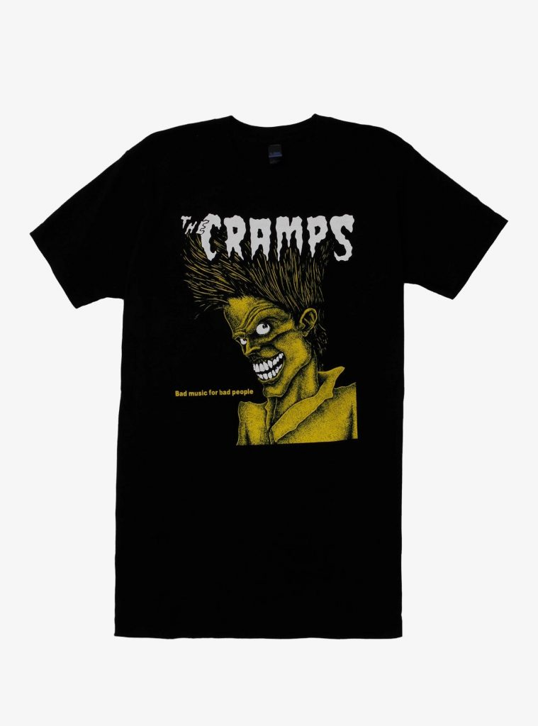The Cramps Hot Topic