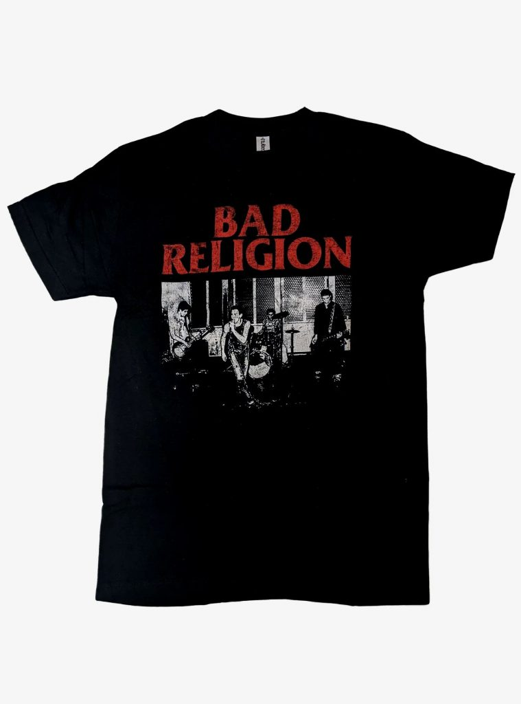 Bad Religion Hot Topic