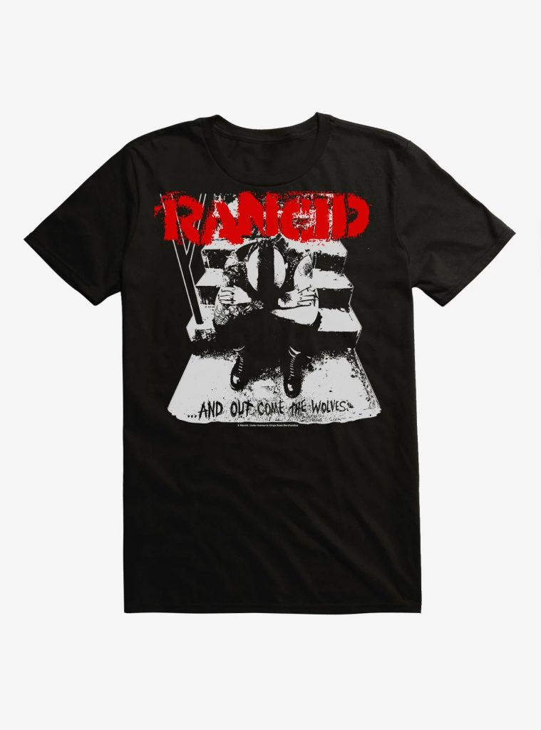 Rancid Shirt Hot Topic