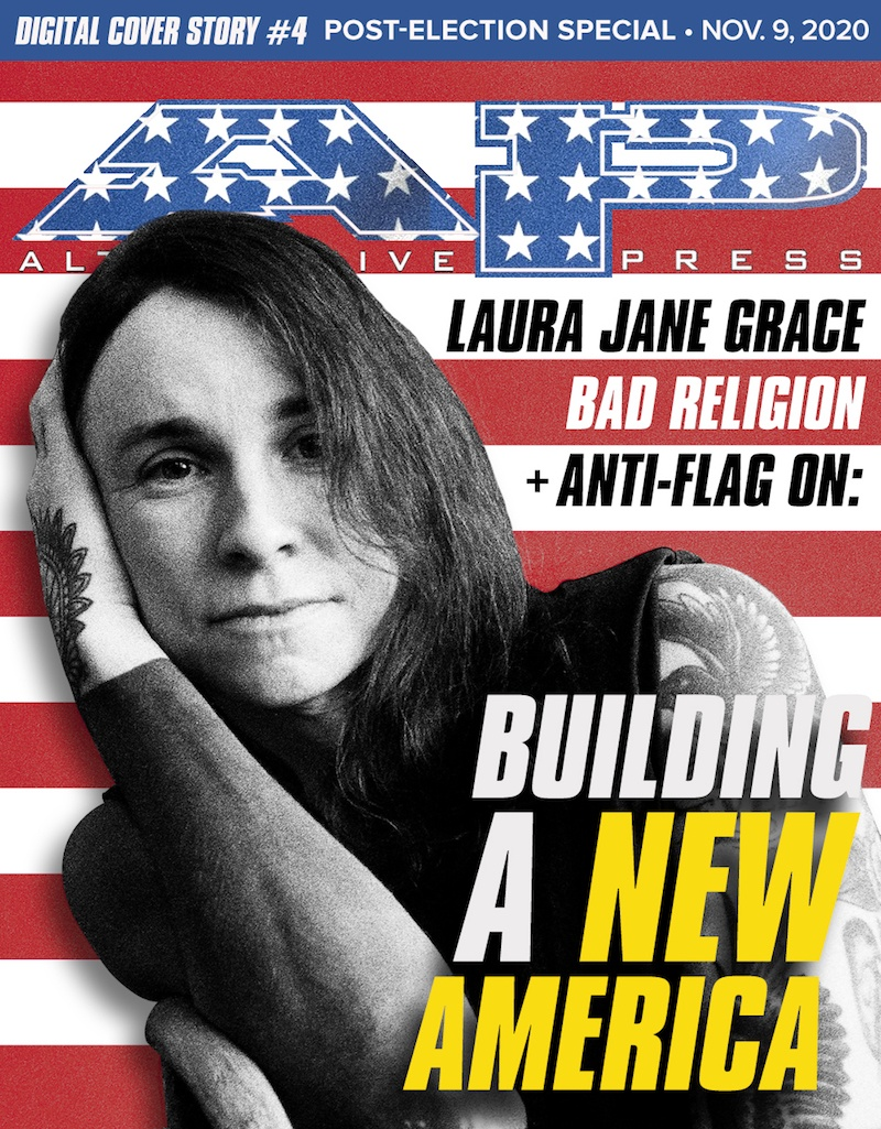 laura jane grace interview magazine cover story