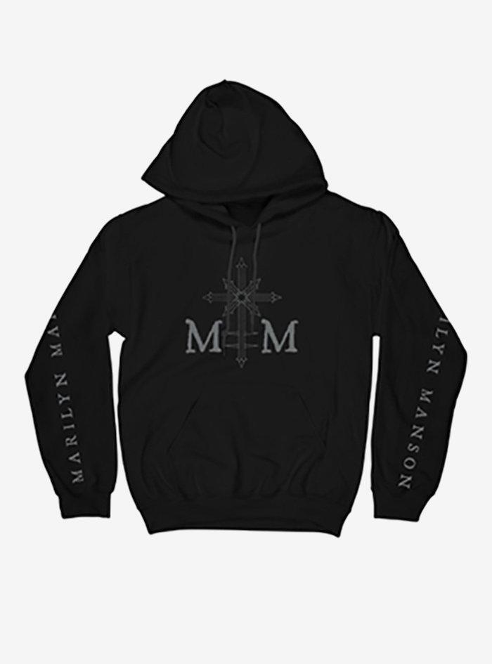 marilyn manson hoodie