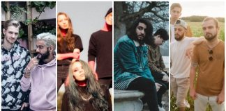 Bellevue Courage My Love Nightwell Dear Youth Canadian emerging bands up-and-coming artists canada