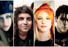 Avril Lavigne The Friday Night Boys Paramore AFI genre-bending bands artists pop-punk