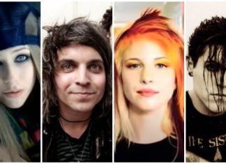 Avril Lavigne The Friday Night Boys Paramore AFI genre-bending bands artists pop-punk