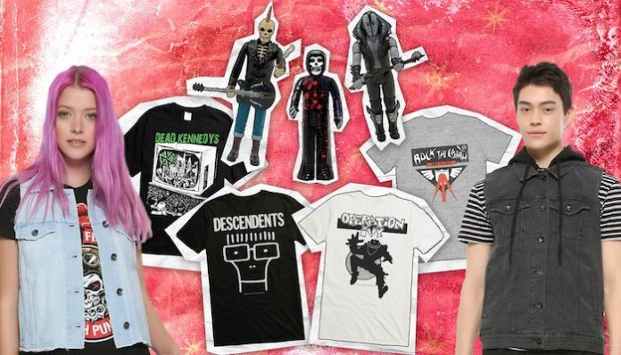 Holiday Punk Gifts List
