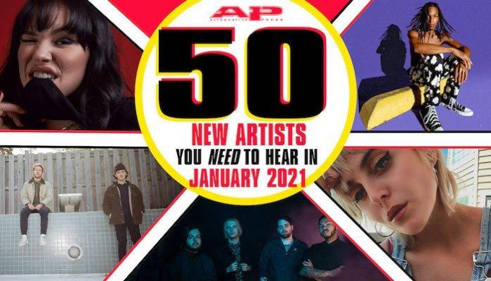 NEW SONGS DECEMBER 2020