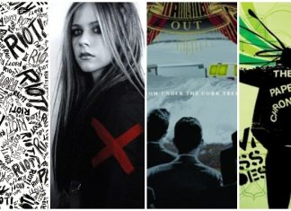 riot paramore under my skin avril lavigne from under the cork tree fall out boy gym class heroes the papercut chronicles 2000s bonus tracks alternative b-sides