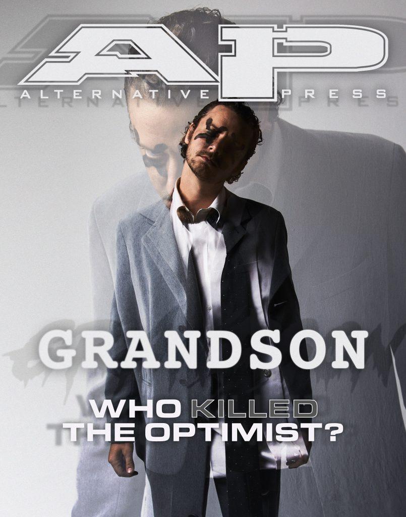 grandson Digital Cover Story