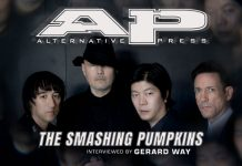 Smashing Pumpkins Gerard Way interview Billy Corgan magazine cover