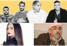 All Time Low Demi Lovato blackbear