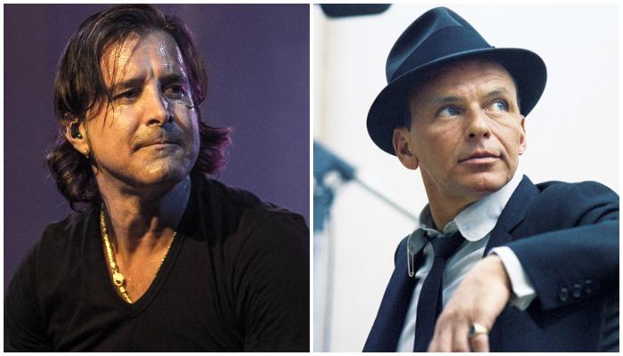 Creed's Scott Stapp to play Frank Sinatra in upcoming Ronald Reagan biopic