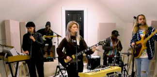 Hayley Williams Tiny Desk Concert performance