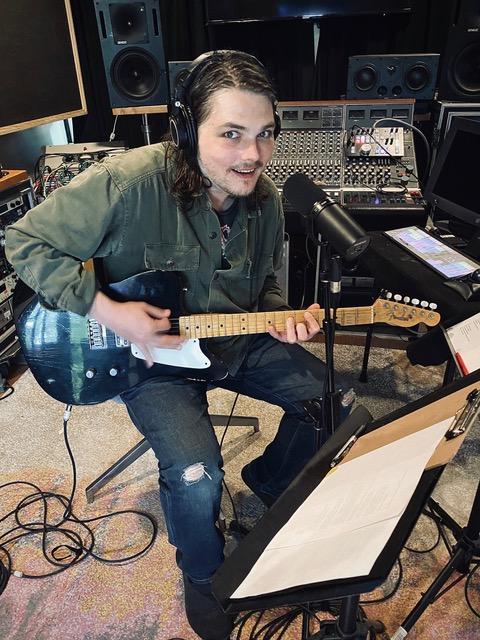 Gerard Way studio