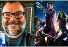 Jack Black Guardians Of The Galaxy