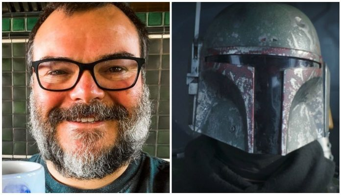 Jack Black The Mandalorian