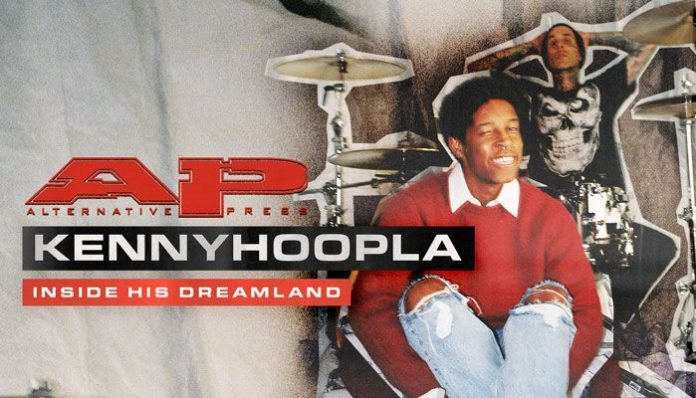 KennyHoopla interview digital magazine cover story