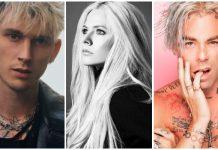 Machine Gun Kelly Avril Lavigne MOD SUN