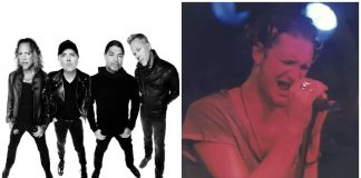 Metallica Alice In Chains Layne Staley