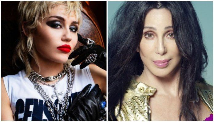 Miley Cyrus Cher