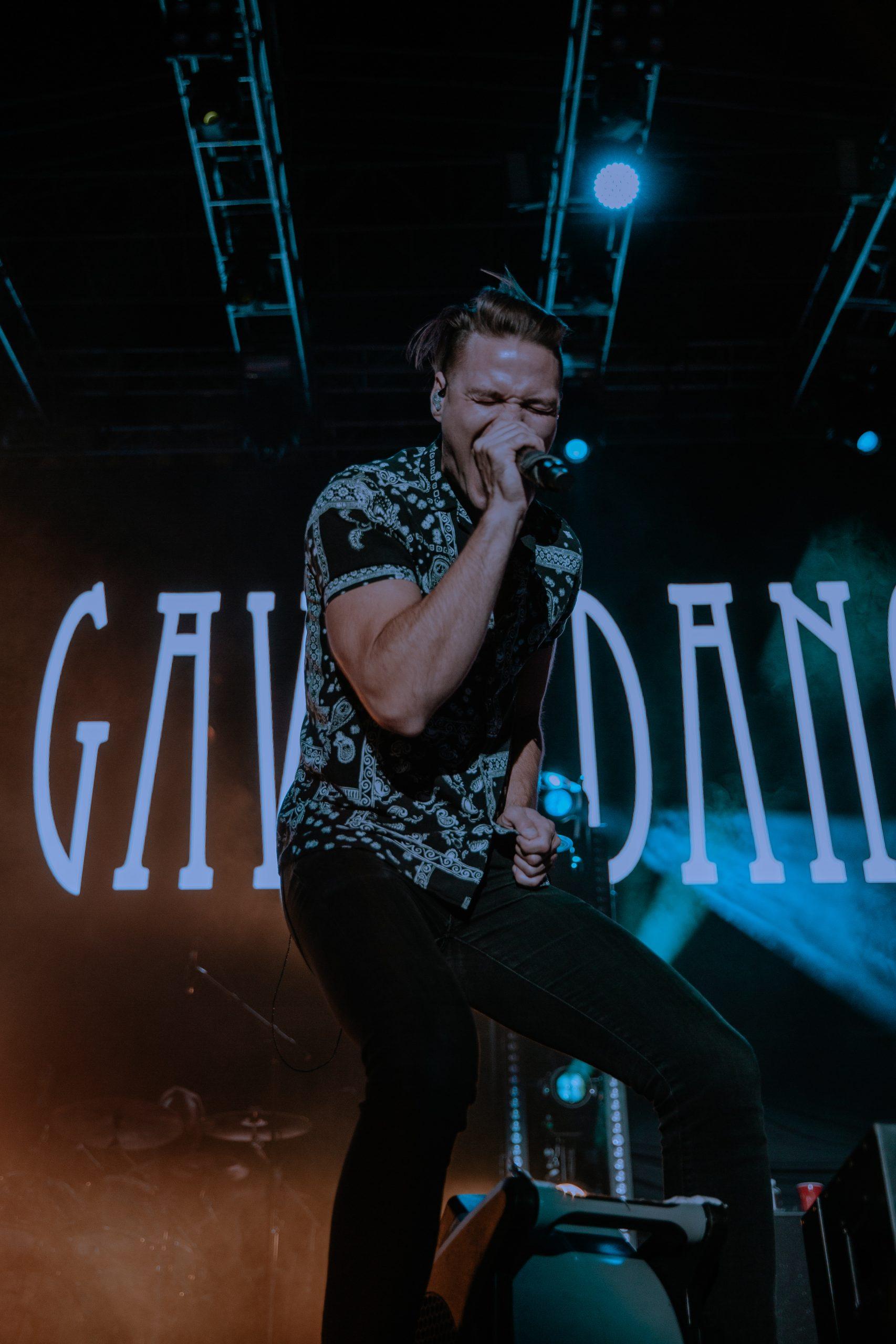 Dance Gavin Dance Tilian Pearson live