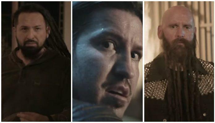 Motley Crue Five Finger Death Punch Escape The Fate Retaliators teaser