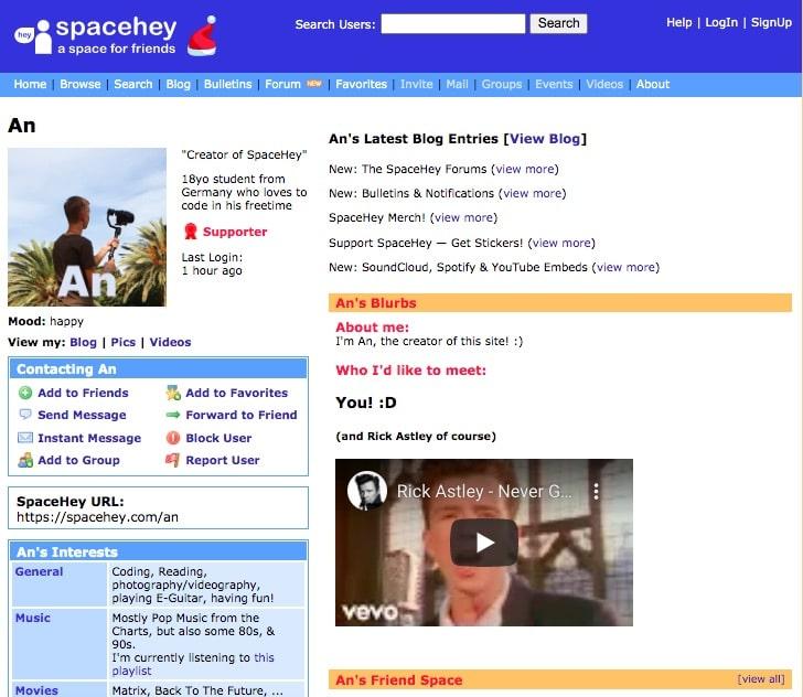 Myspace SpaceHey-min