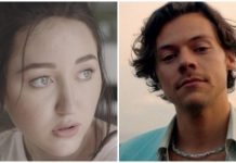 Noah Cyrus Harry Styles