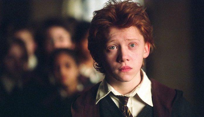 Rupert Grint Harry Potter-min