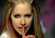 Avril Lavigne Girlfriend video