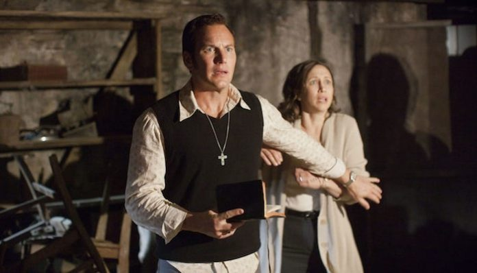 The Conjuring HBO Max Warner Bros 2021 Films-min