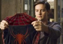 Tobey Maguire Marvel Spider Man 3-min