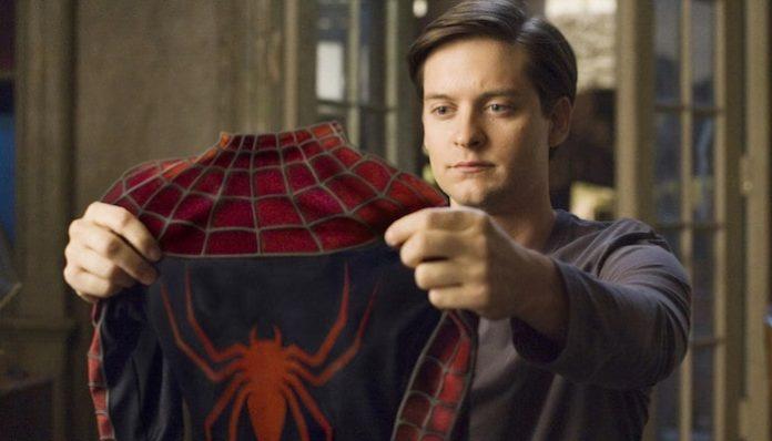 Tobey Maguire Marvel Spider Man 3-min