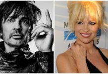 Tommy Lee Pamela Anderson Hulu series