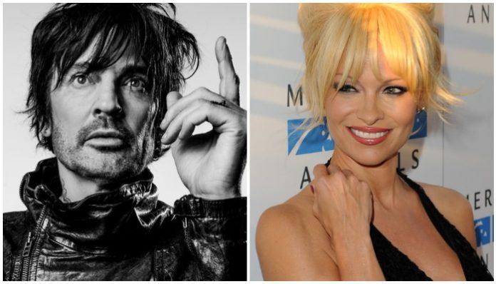 Tommy Lee Pamela Anderson Hulu series