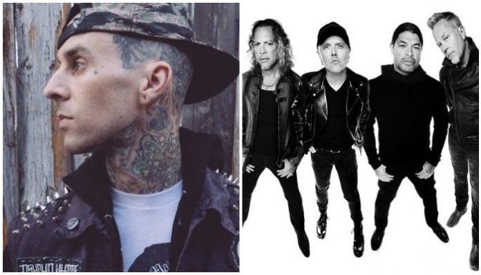 Travis Barker Metallica Cover