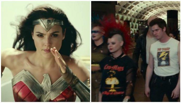 Wonder Woman Cro-Mags