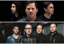 Yellowcard Angels and Airwaves Ocean Avenue cover