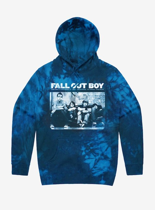 fall out boy hoodie pop punk