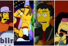 The Simpsons bands