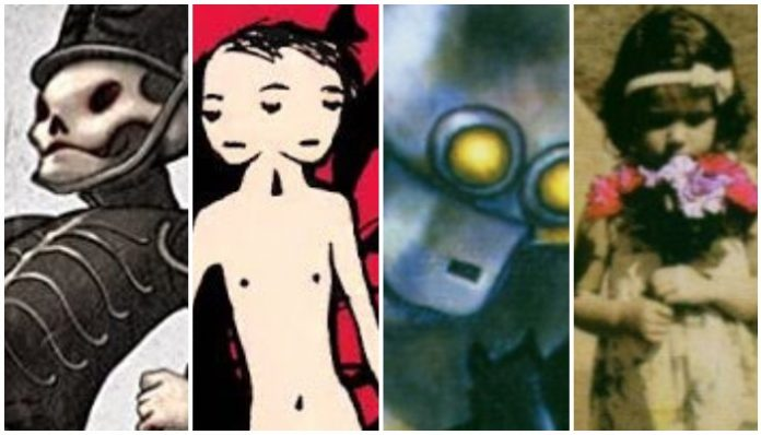 Album artwork quiz, My Chemical Romance, The Fall Of Troy, Silverstein, Hawthorne Heights