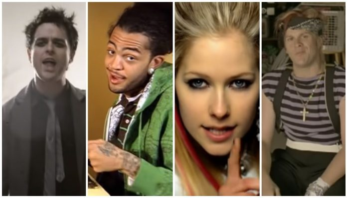 Green Day Gym Class Heroes Avril Lavigne Bowling For Soup