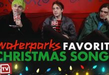 waterparks favorite christmas songs