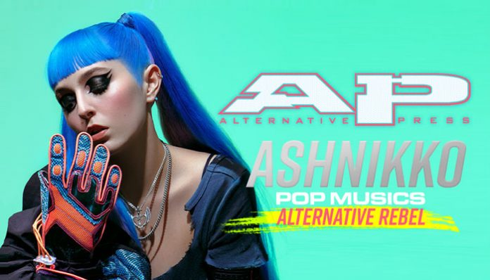 ASHNIKKO Digital Cover AltPress DEMIDEVIL Alternative Press