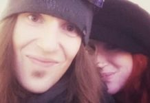 Alexi Laiho widow Kelly Wright-Laiho-min